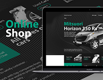 Car Online Shop