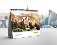 2018 - Calendar Design