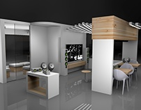 Exhibition Stand for BES