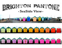 Brighton's Colours on the Sea Front