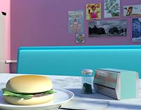 Diner Maya Model