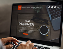 DESIGNER WEB DESIGN TEMPLATE/KIT