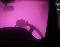 rouler la nuit