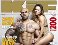 KiF Magazine   Sylwia and Akop Szostak   Cover + Photos