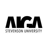 AIGA Stevenson Logos