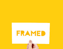 FRAMED - Book Cover