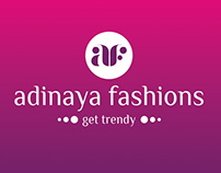 Adinaya Fashions - Branding