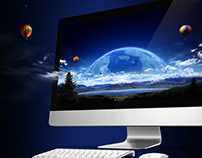 Two Million Tomorrows – Desktopography 2014