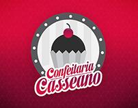 logo Confeitaria Casseano