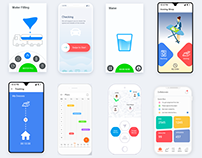 100 creative & User friendly Mobile UI