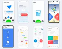 100 creative & User friendly Mobile UI