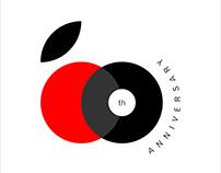 60 Anniversary Logo