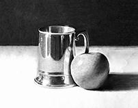 Still Life - Two Objects