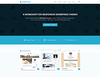 ShapedTheme - A Modern WordPress Theme Marketplace