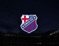 Cruz FC - UI & UX Web Design