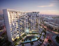 PARKLANE views - DUBAI SOUTH