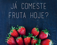 Já comeste fruta hoje?