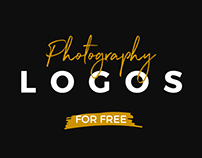 [Free Logos] 10 Free Photography Logo Templates