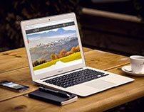 Cològnola-Tenuta Musone Responsive Web site