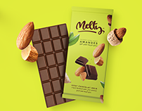 Melty Chocolate - Packaging