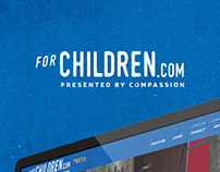 For Children Website