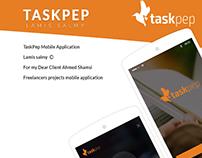 TaskPep Mobile Application