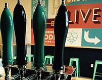 Brewery Branding | Long Live Beerworks | Providence, RI