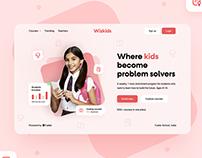 Wizkids UI Design