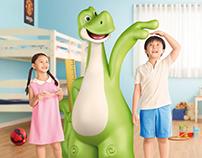 ChoA Dinosaur