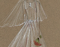 1930's Inspired Wedding Gowns