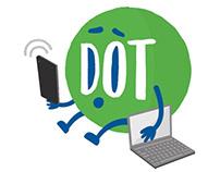 Green dot - Animation