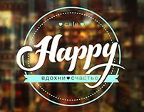 "Cafe ""Happy"""