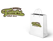 Logos - Falafel Station