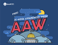 Al-Aqsa Awareness Week Project