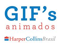 GIFs HarperCollins Brasil