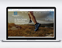 Alaska Foot & Ankle Specialists website
