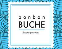 BonBonBuche – site for deserts shop