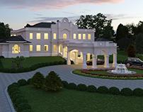 Villa in Atlanta, USA