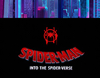 Spider-Man Into The Spider Verse Illustrations
