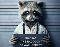 The raccoon of wall street