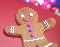 Cogs Agency Christmas E-card
