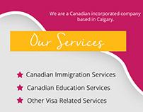 Study Canada Consultants Social Media