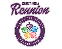 Scentsy Family Reunion Logo
