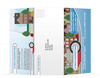 10 Mile Marketing Tri-Fold Mailer