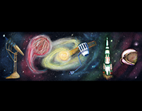 Astronomy Day Google Doodle