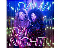 Cover/Capa Single Dama da Night