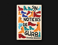 Book cover · Sin noticias de Gurb