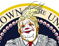 Clown of the United States