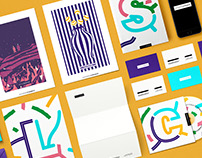 Different Strokes – Visual Identity