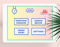 FEED cooking as design